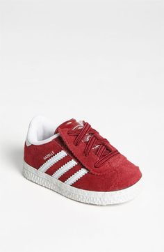 adidas 'Gazelle 2' Sneaker (Baby, Walker & Toddler) available at #Nordstrom