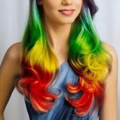 20 pretty cool colored hair ideas!!
