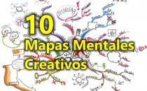 Ejemplos de mapas mentales creativos