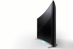 Now introducing the world's first curved LED TV.