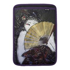 Geisha Girl MacBook Sleeve