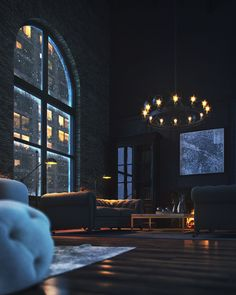 VrayWorld - The Loft More