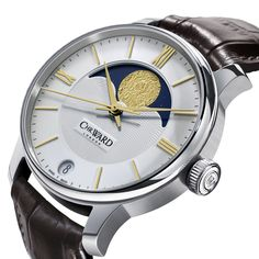 a4a96b00478 Christopher Ward C9 Moonphase Moonphase Watch