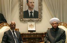 Kofi Annan's Syria plan: Too little, too late?