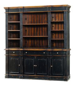 The Windsor Hutch Cabinet Will Have Room To Accomodate Just About