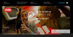 Little Miss Robot & VRT lanceren proefversie van nieuwe online radiospeler: Radio+