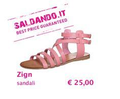 zign • sandali DONNA