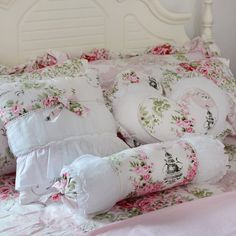 fa6716d1c8dc FADFAY Romantic Pink Floral Throw Pillows Candy Heart Square Shaped Sofa Bed  Throw Pieces (Square Pillow