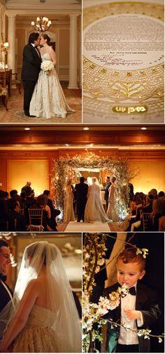 Goodness I love Jewish weddings