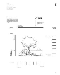 Landscape Architecture Drawing Symbols drawing for landscape architects