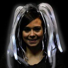 Cyberlox Headband Light Up Halloween Cosplay by AllSizeHOTChicks, $14.99
