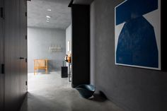 Tagged: Hallway and Concrete Floor. For Just Under $2 Million, You Could Live in a London Penthouse Outfitted by Cereal Magazine - Photo 6 of 13
