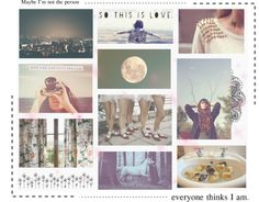 """""""{ ✩ And you can't fight the tears that ain't coming Or the moment of truth in your lies When everything feels like the movies Yeah you bleed just to know you're alive ✩ }"""" by lola-gal on Polyvore"""