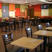 Campus Grille - a favorite for lunch here at Lancaster Arts Hotel