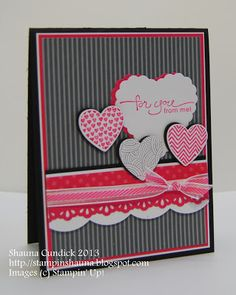 a card a day: Sweethearts for You
