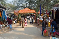Surajkund Crafts Mela : A colorful traditional craft festival of India.   @ http://ijiya.com/8236384