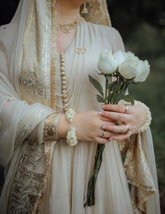 Pakistani Wedding Outfits, Bridal Outfits, Pakistani Dresses, Wedding Attire, Arabic Women, Asian Bridal Wear, Pakistani Culture, Nikkah Dress, Party Suits