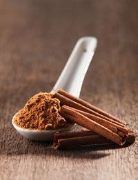 Cinnamon May Help Reduce Alzheimer's Risk - The formation of plaque-coated brain tangles that lead to cognitive decline and eventually Alzheimer's are a matter of public health urgency, considering the epidemic now confronting the aging baby boomer population. A new study shows that compounds in cinnamon can potently protect against the formation of these brain tangles. Continued ...