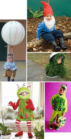 Handmade Halloween: 30 DIY Costumes for Kids – design finch Homemade Costumes For Kids, Diy Halloween Costumes For Kids, Holidays Halloween, Diy Costumes, Costume Ideas, Book Day Costumes, Book Week Costume, Alien Halloween, Sewing Kids Clothes