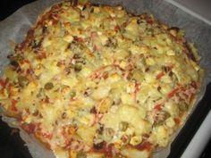 Gluteeniton kotipizza