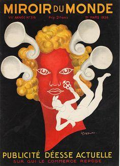 Vintage Cappiello Posters, Leonetto Cappiello Posters, Posters by Cappiello