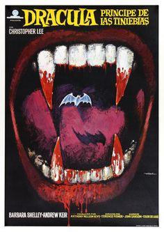 1966 - Drácula, príncipe de las tinieblas - Dracula Prince of Darkness