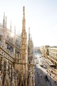 Duomo di Milano, Milano, Milan, Italy