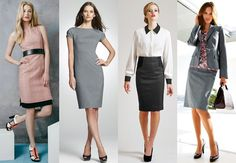Gallery of Fashionable Business Professional Attire For Women