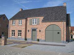 pastorijstijl Belgian Style, Building Art, New Builds, Interior Design Inspiration, My Dream Home, Future House, Modern Architecture, Beautiful Homes, Decoration