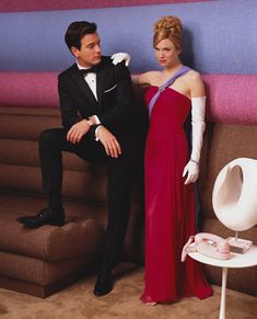 Ewan McGregor & Renee Zellweger in Down With Love