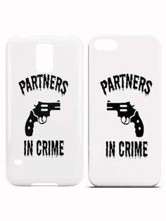Bff Iphone Cases, Funny Phone Cases, Iphone Cases Quotes, Diy Phone Case, Friends Phone Case, Friendship Necklaces, Cute Cases, Best Friend Goals, Partners In Crime