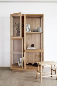 Bring nature inside and explore our wide selection of oak furniture. #houseinterior #scandinavianinterior #interiordesign #homeinterior #decorating #styling #inspiration #nordic #skandinavisch #interiorideas #homedecor #housedesign #hübsch #hübschinterior #scandinavianstyle #scandinavianhome #danishdesign #furnituredesign #livingroom #homely #happiness #display #cabinet #oak #nature