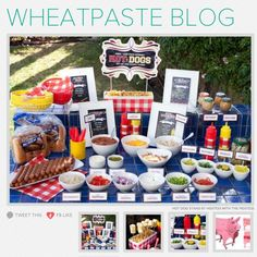 Check out our blog for rad summer BBQ party ideas!