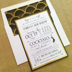 Speakeasy Invites