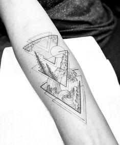 William Marin - tatouage minimaliste mince, tattoo designs ideas männer männer ideen old school quotes sketches Top Tattoos, Line Tattoos, Forearm Tattoos, Black Tattoos, Body Art Tattoos, Sleeve Tattoos, Tattoos For Guys, Tattoos For Women, Tattoo Women