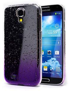 NageBee(TM) - Samsung Galaxy S4 - Transparent Clear Gradient Water Drop Design Hard Case (Transparent Clear Purple) NageBee http://www.amazon.com/dp/B00UZN5QLA/ref=cm_sw_r_pi_dp_IHC1wb1MMGKA4