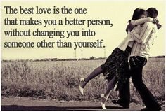 DITTO THIS FO SHO!!!!! I HAVE ALWAYS BEEN ME..... I LOVE THAT I CAN ME!!!!! HE MARRIED LUCY SO WHAT!!! LOL