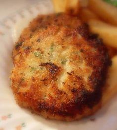 The English Kitchen: Cod Fish Cakes and Tartar Sauce