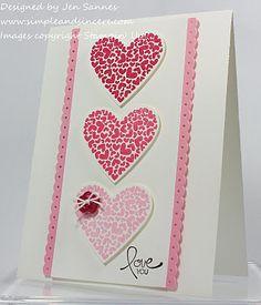 Pretty Valentine - Jen Sannes
