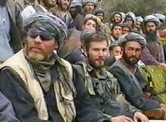 US special forces in Afghanistan.