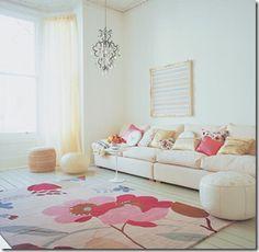 Tapetes aquecem e dão charme a sua casa | Design das Cores