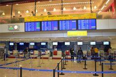 Check in Geneva International Airport