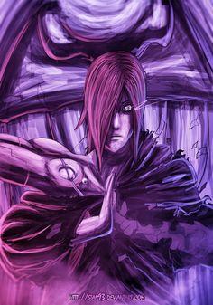 Nagato is a ninja frmo the hidden Rain village. He's thz co-founder of the Akatsuki, with Yahiko and Konan. He has the Rinnegan, a special dojutsu. Character of Masashi Kishimoto Anime Naruto, Naruto Fan Art, Naruto Shippuden Sasuke, Naruto Kakashi, Nagato Uzumaki, Madara Uchiha, Boruto, Bleach Art, Bleach Anime