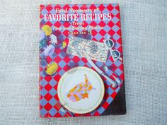 1959 Ford Treasury of Favorite Recipes from by UncleJimmysAttic
