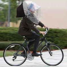 Zuverlässiger Regenschutz und sinnvolles Recycling!