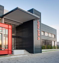 Joluka | Facade | Nico van der Meulen Architects #Design#Architecture #Commercial