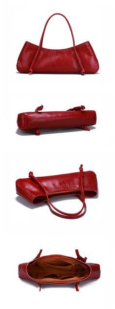 2017 Ladies Handbags Full Grain Leather Handmade Designer Handbags