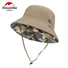 e7612cd940f UV-Protective Fordable Breathable Outdoor Hat