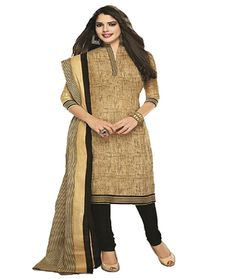 Gracious BEIGE Salwar Suit | I found an amazing deal at fashionandyou.com and I bet you'll love it too. Check it out!