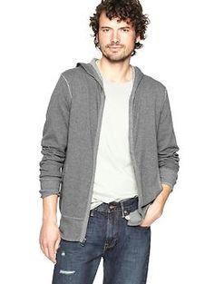 Zip sweater hoodie | Gap